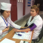 """The healthcare city """"Денсаулық"""""""