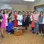 """Audience with two generations: """"Soviet youth and Youth of Independent Kazakhstan"""""""